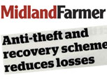 MIDLAND FARMER - Anti-theft and Recover Scheme Reduces Losses