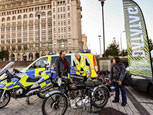 COMMUNITY ENGAGEMENT EVENT - PIERHEAD, LIVERPOOL