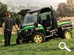 JOHN DEERE EXPANDS ITS USE OF CESAR ON THE GATOR RANGE