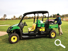 JOHN DEERE EXPANDS ITS USE OF CESAR