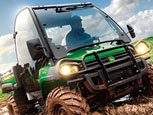 FARMERS WEEKLY FEATURE - JOHN DEERE ADDS CESAR SECURITY TO GATOR UTV RANGE