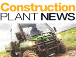 CONSTRUCTION PLANT NEWS FEATURE - CESAR SCHEME
