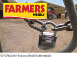 RURAL THIEVES TARGETING FARMS WITH A VENGEANCE