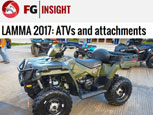 FEATURE ARTICLE FG INSIGHT - LAMMA 2017: ATVS AND ATTACHMENTS