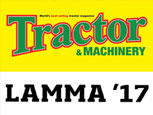 FEATURE ARTICLE TRACTOR & MACHINERY - LAMMA 17