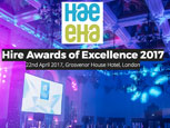 HAE HIRE AWARDS OF EXCELLENCE - MICROCESAR SHORTLISTED