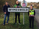 LEICESTER POLICE ENLIST DATATAG TO PROTECT RESIDENTS OF WYMESWOLD