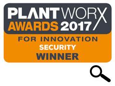 MICROCESAR WINS PLANTWORX SECURITY INNOVATION AWARD
