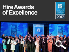 HIRE AWARDS OF EXCELLENCE WINNERS ANNOUNCED