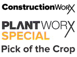 FEATURE ARTICLE CONSTRUCTION WORX - PLANTWORX SPECIAL - PICK OF THE CROP