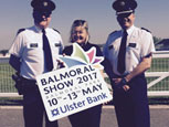 PSNI MAKING LAST MINUTE PREPARATIONS FOR BUMPER BALMORAL SHOW