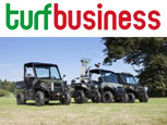 FEATURE ARTICLE TURF BUSINESS - POLARIS AT THE 2017 ROYAL HIGHLAND SHOW