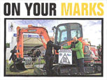 FEATURE ARTICLE CPN MAGAZINE - ON YOUR MARKS
