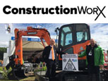 FEATURE ARTICLE CONSTRUCTIONWORX MAGAZINE - CESAR HITS TRIPLE MILESTONE