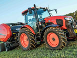 KUBOTA UK TACKLING RURAL CRIME HEAD ON - MACHINERY MANUFACTURER ADOPTS CESAR FOR M SERIES TRACTORS