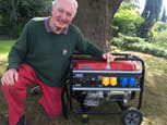RALLYING LEGEND TAGS HIS TOOLS WITH DATATAG
