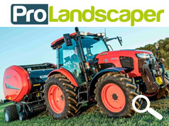 FEATURE ARTICLE PRO LANDSCAPER - MACHINERY MANUFACTURER ADOPTS CESAR FOR M SERIES TRACTORS