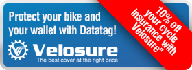 Cycle Insurance Discount with Velosure