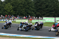 British Super Bikes Donington Park Round 9