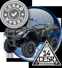 CESAR ATV