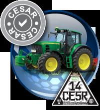 CESAR Agricultural
